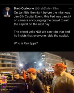 Who is Ray Epps?