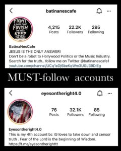 If you guys aren't following these two accounts, you're missing out.  •   •
