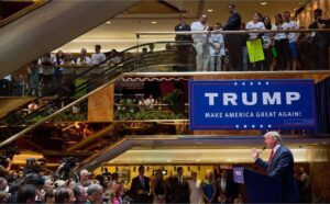 """6 YEARS AGO TODAY, Donald J. Trump """"came down the escalator"""" and would soon chan"""