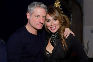 EXCLUSIVE: Kelly Dodd's husband, Rick Leventhal, is leaving Fox News
