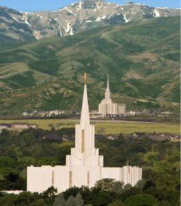 What is #deznat ? Where do the Mormons fit in too the picture? What is a TEMPLE?