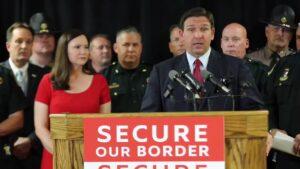 BORDER CRISIS: Gov. DeSantis sending Florida law enforcement to assist Arizona,