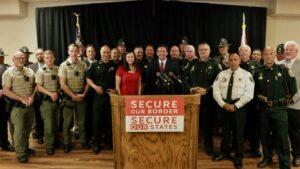 Read more about the article BORDER CRISIS: Florida Gov. DeSantis sending Florida law enforcement to assist Arizona, Texas at border