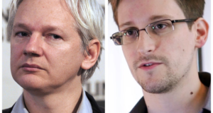 Read more about the article Snowden says after McAfee's death by suicide that 'Assange could be next'