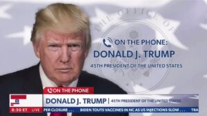 """Read more about the article DJT: """"I'll be making an announcement in the not too distant future… we're fighti"""
