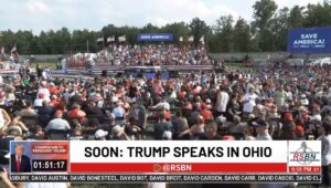Read more about the article President Trump Speaks in Wellington, OH – 7 PM ET – LIVE-STREAM VIDEO –