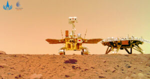 Read more about the article SEE IT! China Releases New Video From Mars