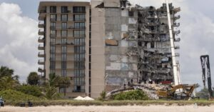 Read more about the article Before Florida building collapsed, 2018 report found it needed more than $9 million in repairs