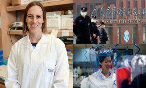 Read more about the article Australian scientist who was the only foreigner working in Wuhan Institute plays