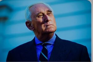 Read more about the article ROGER STONE STRIKES BACK ON LATEST JAN 6 SMEAR