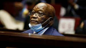 Read more about the article Jacob Zuma: Former South Africa president jailed for 15 months for contempt of c