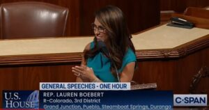 Read more about the article Rep. Lauren Boebert UNLOADS on Speaker Pelosi, Hunter Biden and Cop-Hating Democrats in Pro 2A Speech for the Ages (VIDEO)
