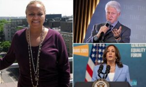 Read more about the article Bill Clinton DEFENDS former chief of staff over claims she has created a 'blame