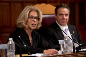 Read more about the article Chief NY Judge Janet DiFiore, family obtained priority COVID testing last year