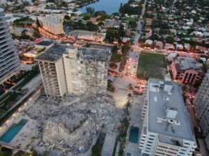 Read more about the article WATCH: Miami-Dade officials provide update on Surfside condo collapse