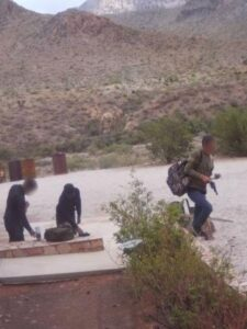 Read more about the article Illegal Aliens Break Into Texas Ranch Home, Steal Guns & Ammo
