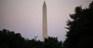Read more about the article N.J. man charged after driving SUV toward crowd at iconic Washington Monument
