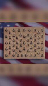 Read more about the article Fifty-six delegates to the Second Continental Congress signed the Declaration of