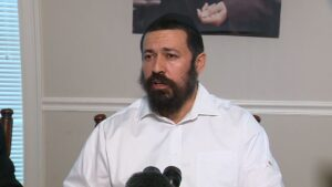 Read more about the article Rabbi Stabbed 8 Times In Boston Recounts Haunting Attack