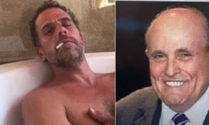 Read more about the article FBI Refused to Take Hunter Biden's Hard Drives that Contained Child Pornography During Raid (VIDEO)