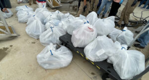 Read more about the article U.S. Coast Guard Offloads $15M in Seized Cocaine
