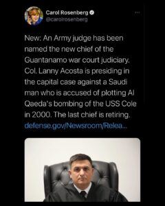 Read more about the article Gitmo news