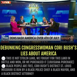 Read more about the article Congresswoman  is wrong.  The United States of America's is NOT stolen land  – W