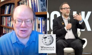 Read more about the article 'Nobody should trust Wikipedia,' co-founder Larry Sanger warns