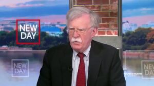 """Read more about the article Former National Security Advisor John Bolton: """"The idea of Trump staging a coup"""