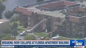 Read more about the article Roof Collapses at South Florida Apartment Building