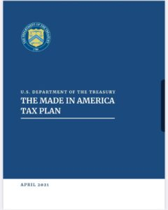 Read more about the article The Treasury Department releases a report outlining Pres. Biden's proposals to i