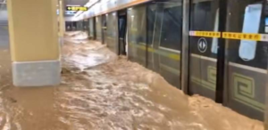 Read more about the article [GT Online] Henan Province Hit by Heavy Rains, Zhengzhou in Critical Situation – GNEWS