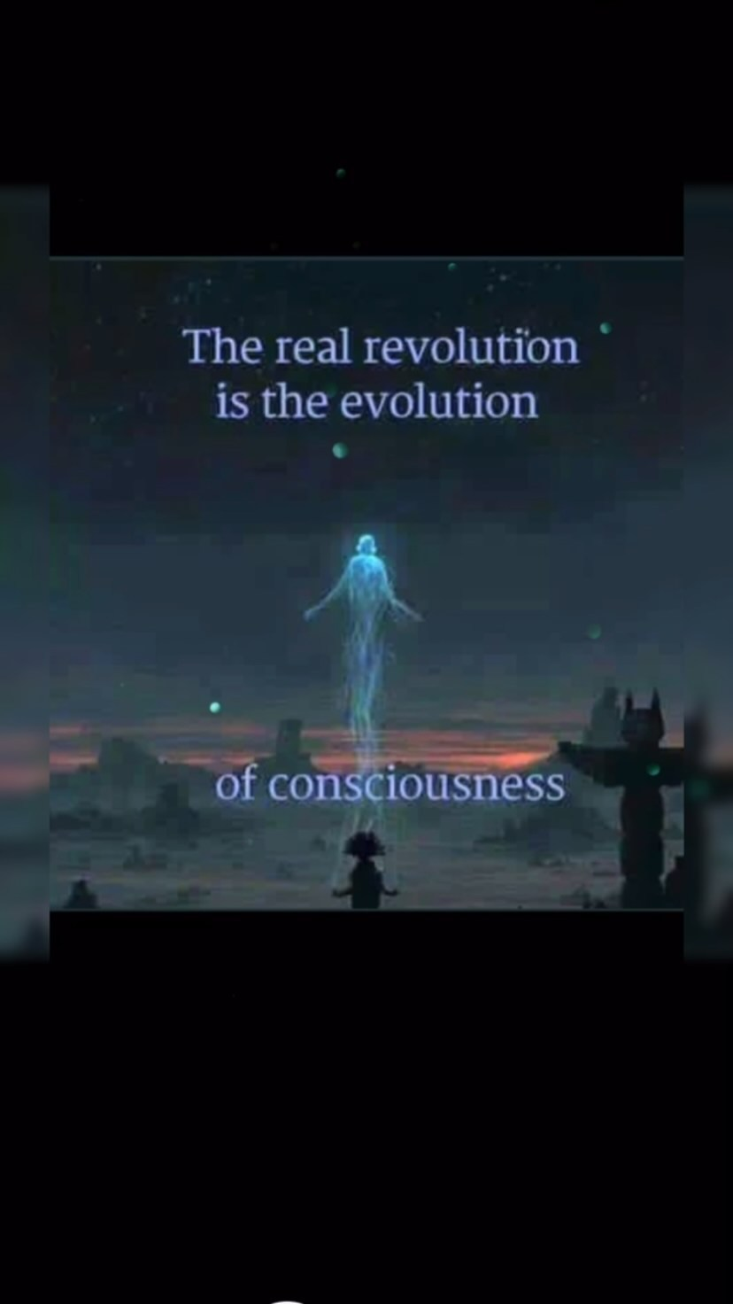 """""""The key to growth is the introduction of higher dimensions of consciousness int"""