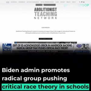 Read more about the article The Biden administration's guidance for school reopening promoted a radical acti