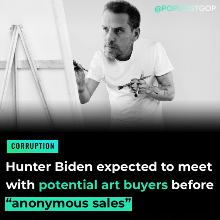 You are currently viewing CBS News:  Hunter Biden is expected to meet with prospective buyers at two art s