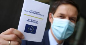 Read more about the article Italy will start requiring COVID vaccine passes for many activities