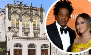 Read more about the article Beyoncé and Jay Z's '$2.4million New Orleans mansion catches fire'