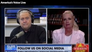 Read more about the article Reporter Julie Kelly Exposes Shocking DOJ Abuse of Jan. 6 Political Prisoners on War Room (VIDEO)