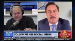 """Read more about the article MIKE LINDELL: """"We need to right this wrong [the election]!"""" He says that he has"""