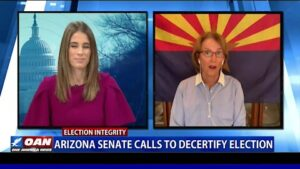 Read more about the article Ariz. Senate Calls To Decertify Election