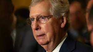 Read more about the article McConnell Says Republicans Will Not Vote To Raise Debt Ceiling