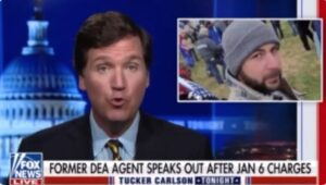 """Read more about the article REPORT: Former DEA Agent Tells Tucker Carlson FBI Informant """"Friend"""" INVITED HIM"""