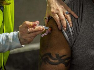 Add Me to the DEFINITELY NOT!!   Poll: Majority of Unvaccinated Indicate They Wi