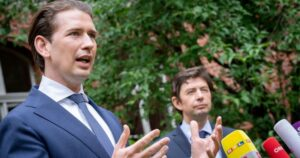 Austria's Kurz Vows 'No Stop' to Deportations of Afghan Migrants After Latest Attack