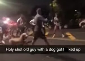 Read more about the article Horrific Video Shows Teen Mob Brutally Attack New York City Firefighter Who Was Walking His Dog