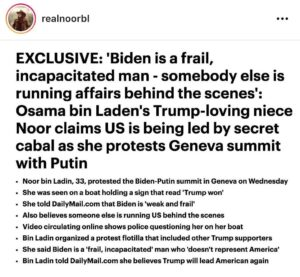 Read more about the article Based Bin Ladin made DailyMail!  kicking ass and taking names fren