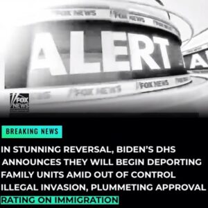 Read more about the article BREAKING NEWS: In embarrassing reversal after 6 months of mass illegal immigrati