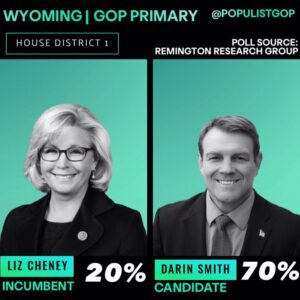 Read more about the article GOP Primary Poll: After surveying 766 likely Republican primary voters, the Remi