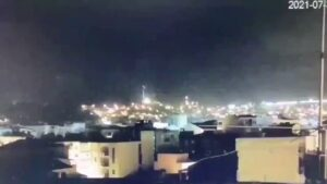 Read more about the article NEW – Meteor illuminated the night sky over #Izmir, Turkey.