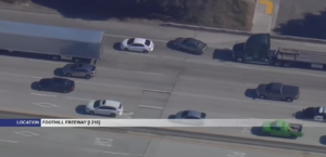 Read more about the article LIVE: Cops in pursuit of vehicle in East LA